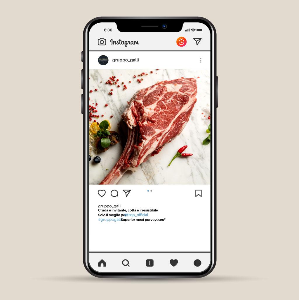 Made It Easy - Gestione social network per Ristoranti e Pizzerie - Instagram