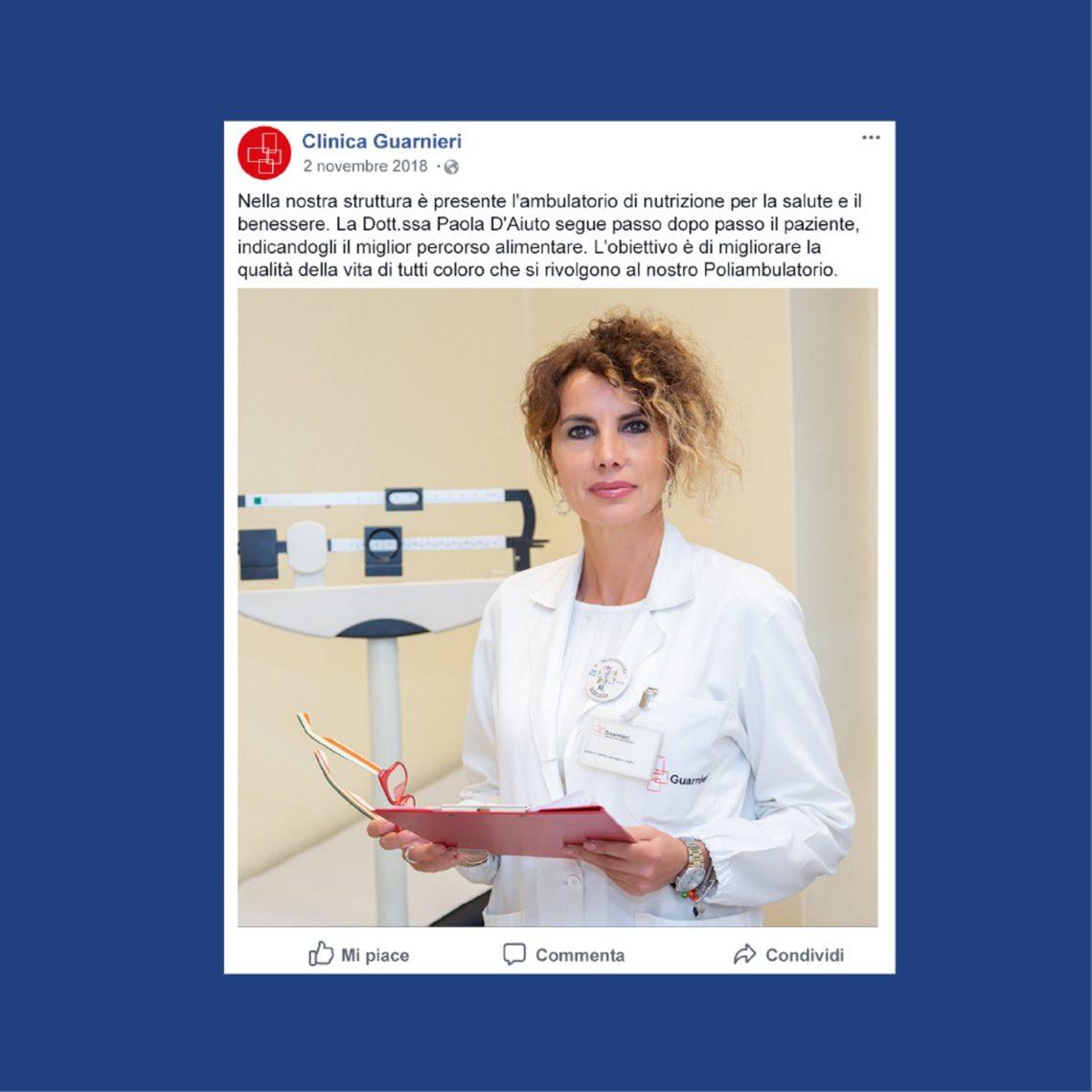 Made It Easy - Promozione per Studi Medici, Dentisti e Farmacie - Gestione Profili Social