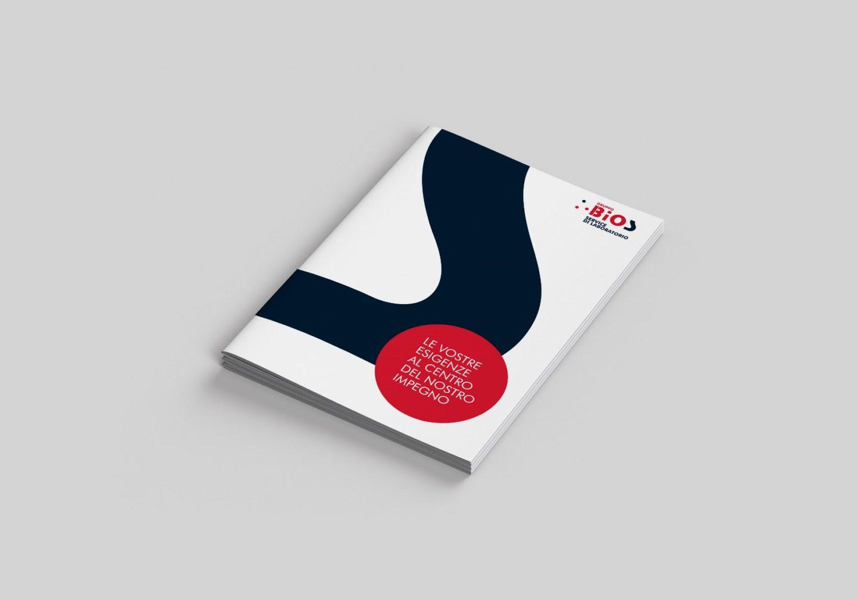 Made It Easy - Promozione per Studi Medici, Dentisti e Farmacie - Grafica Brochure