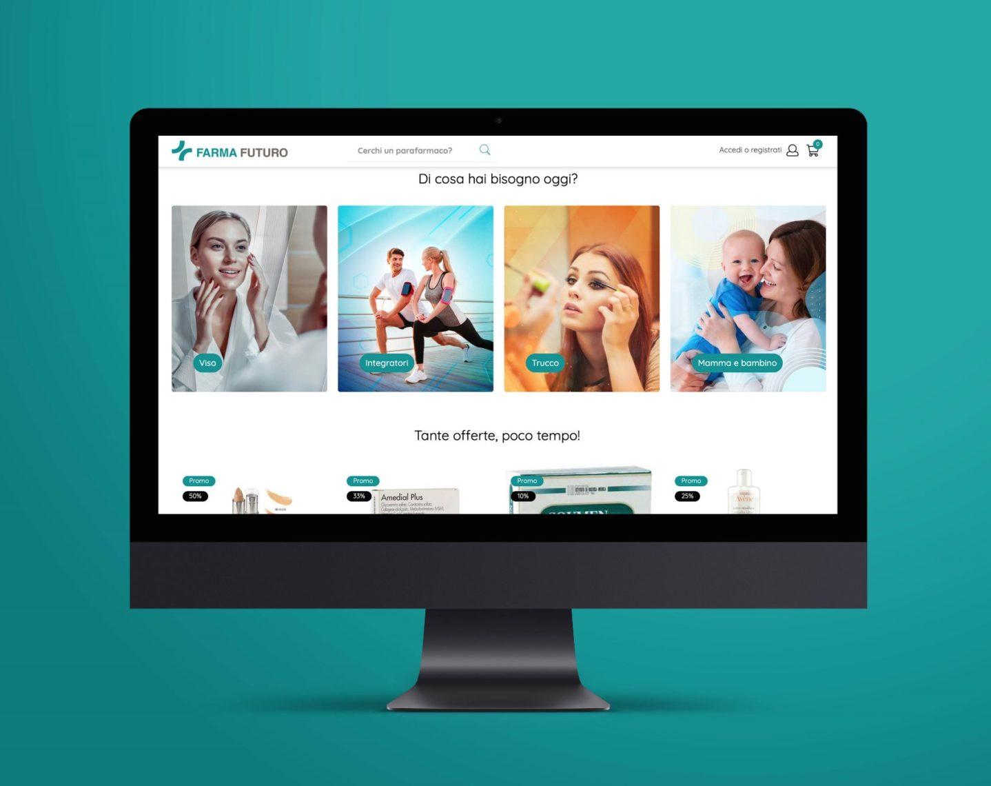 Made It Easy - Promozione per Studi Medici, Dentisti e Farmacie - Realizzazione Siti Web